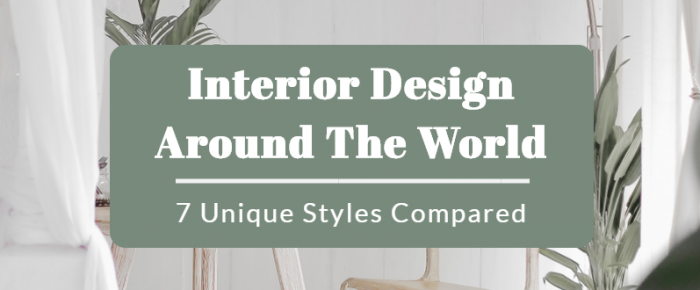 Interior Design Around The World