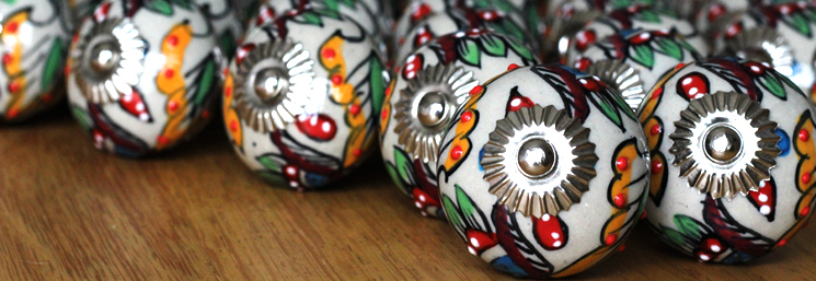 Knobbles And Bobbles Ceramic And Porcelain Door Knobs And
