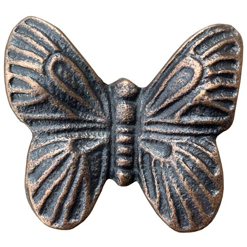 Butterfly Knob Antique