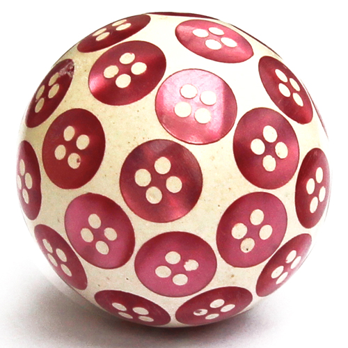 Buttons knob - pink