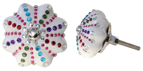 Jewelled Multi Colour