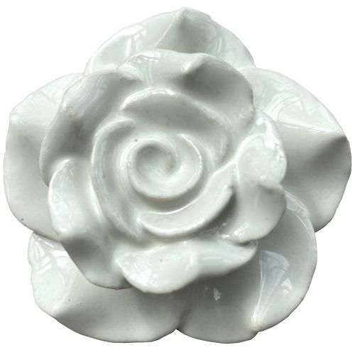 Large Flower Cream