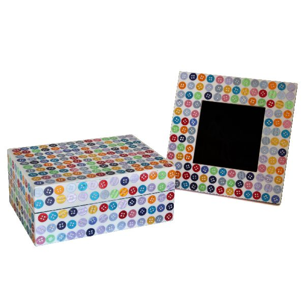 Multi Button Box and Frame Set